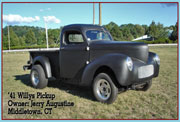 Jerry Augustines 41 Willys Pickup